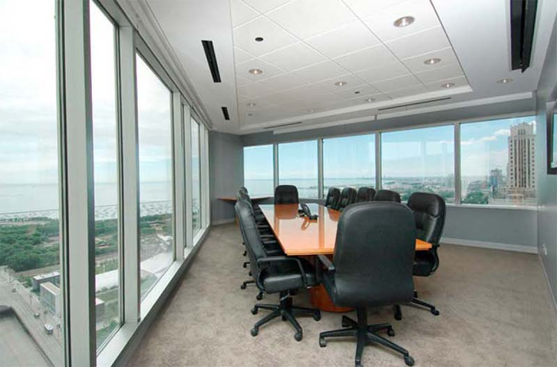 Thompson Reporter Conference Rooms